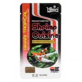 Hikari Shrimp Cuisine 10g.